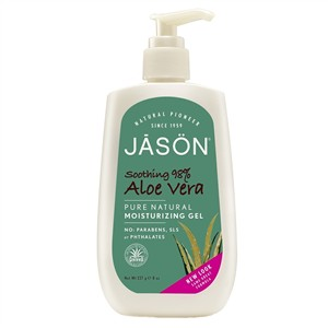 Jason Aloe Vera 98% Soothing Gel Pump 227ml
