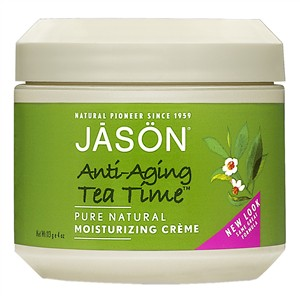 Jason Anti-Aging Tea Time Green Tea Cream 113g
