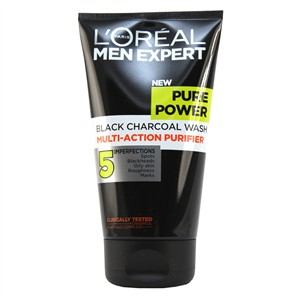 L'Oreal Paris Men Expert Pure Power Black Charcoal Wash 150ml
