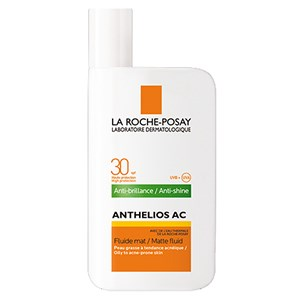 La Roche-Posay Anthelios AC SPF 30 Anti-Shine Matte Fluid 50ml