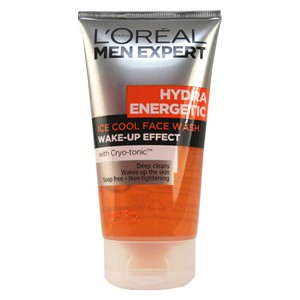L'Oreal Paris Men Expert Hydra Energetic Ice Cool Face Wash Wake-up Effect 150ml