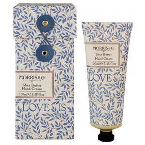 Morris & Co Love Is Enough Shea Butter Hand Cream 100ml