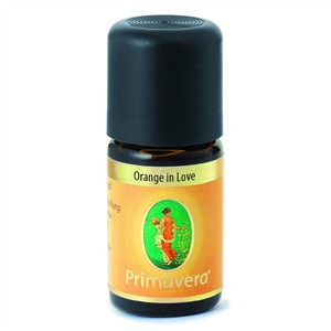 "Primavera ""Orange in Love"" Essential Oil Blend 5ml"