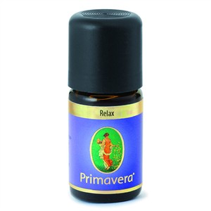 "Primavera ""Relax"" Essential Oil Blend 5ml"