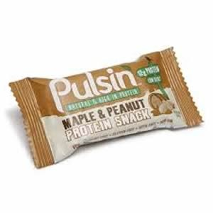 Pulsin Maple & Peanut Protein Booster 50g