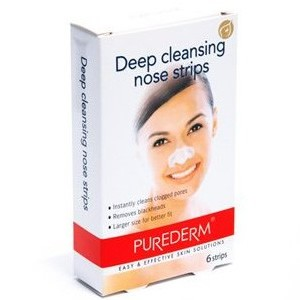PureDerm Deep Cleansing Nose Strips