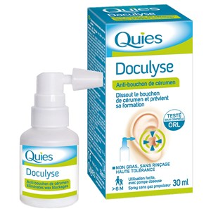 Quies Doculyse Earwax Remover 30ml