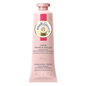 Roger & Gallet Rose Hand & Nail Cream 30ml