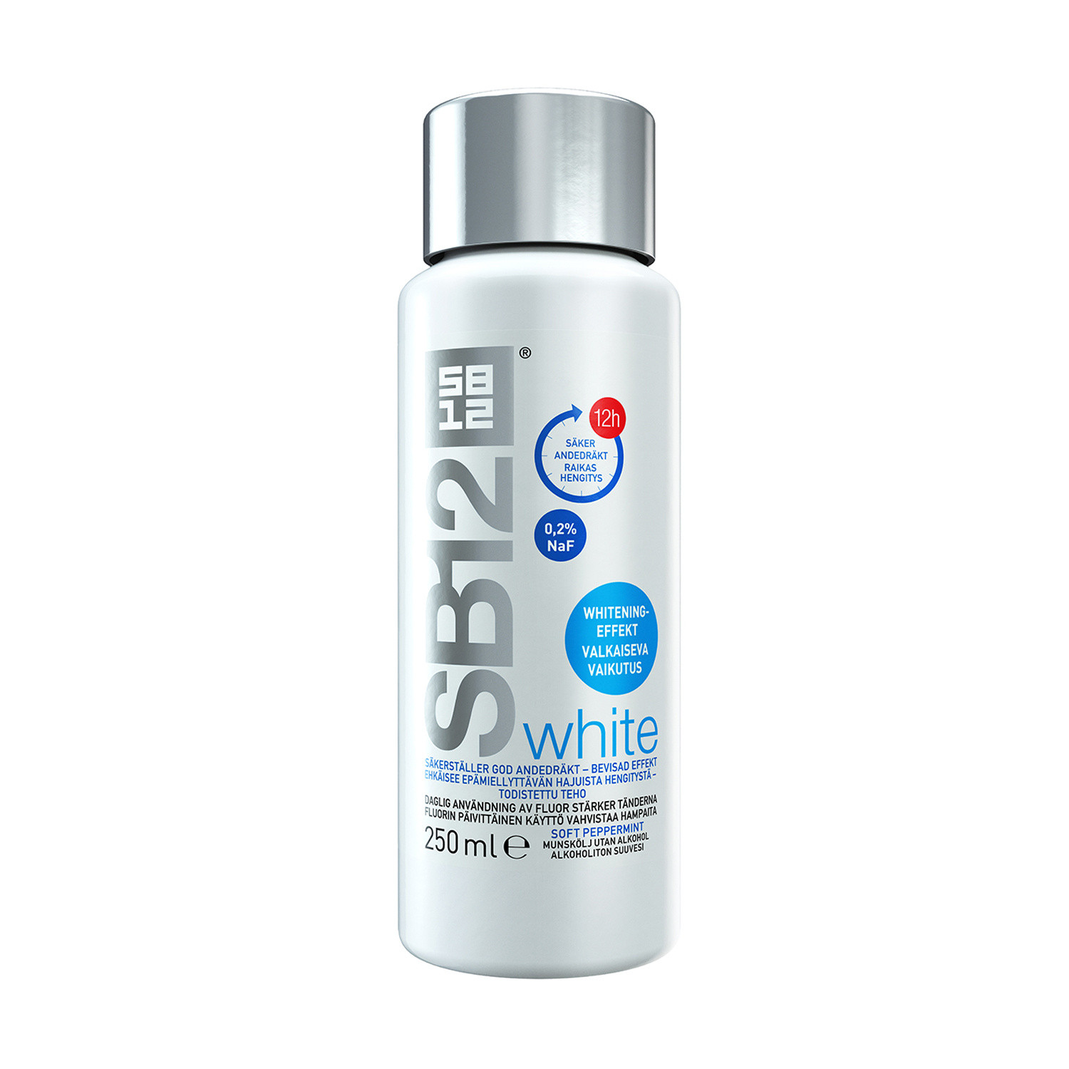 CB12 Whitening Mouthwash