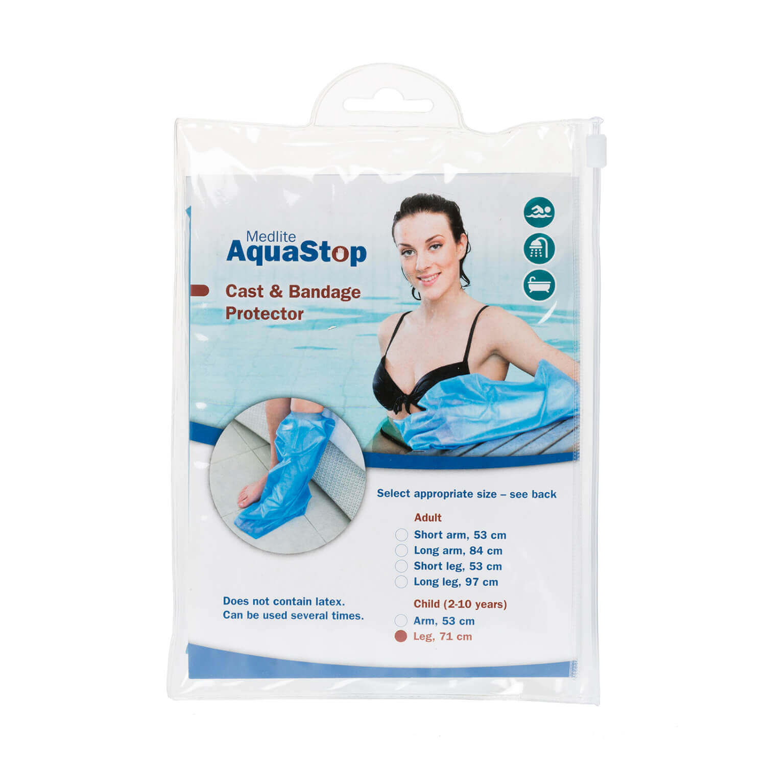 Aquastop Child Size Child Leg 71cm
