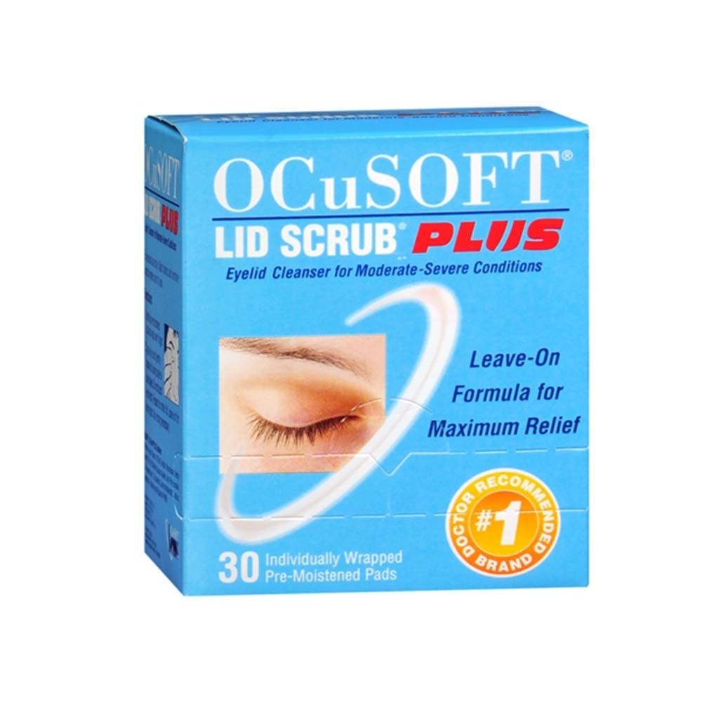 Ocusoft Plus Cleansing Pads