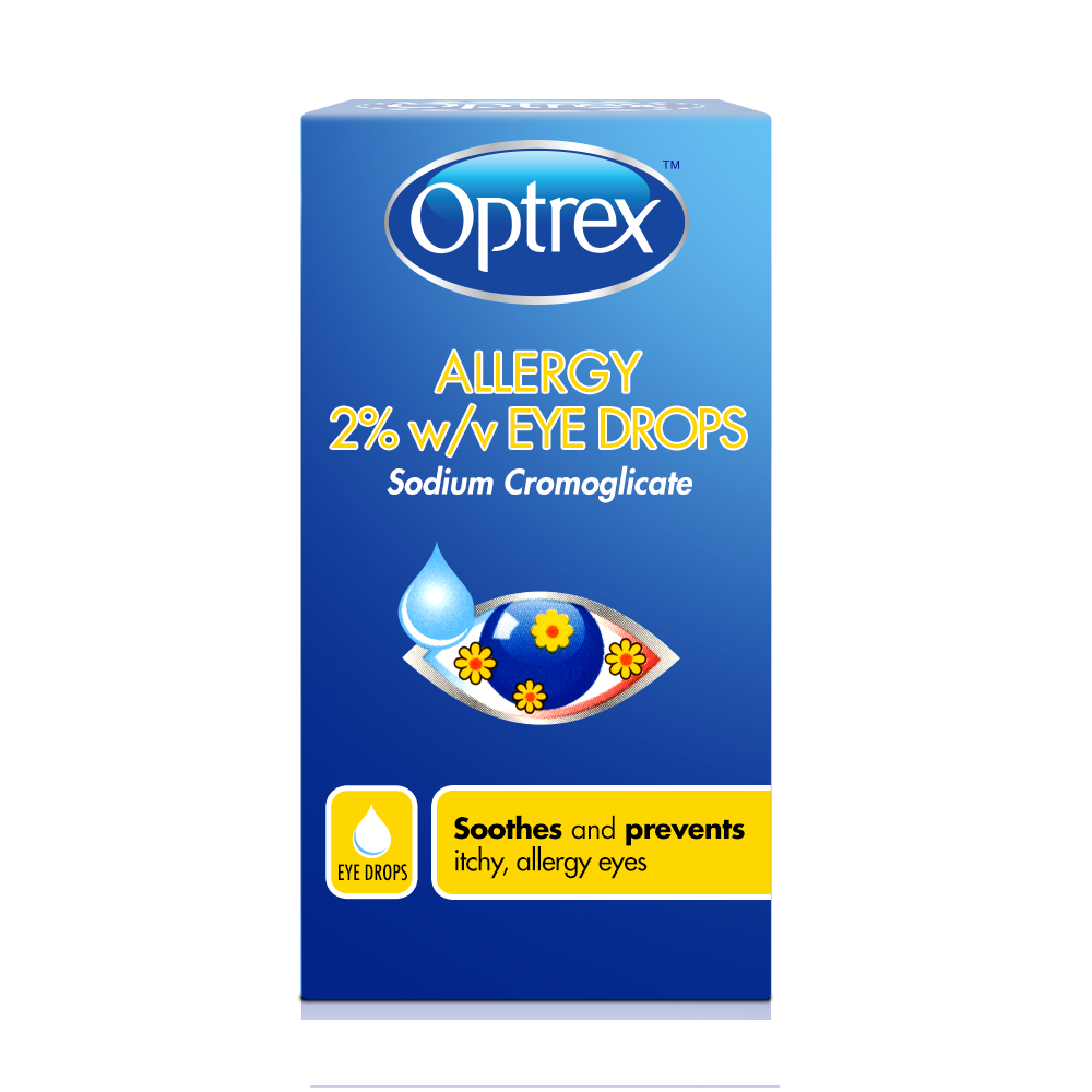Optrex Allergy Eyes Eye Drops