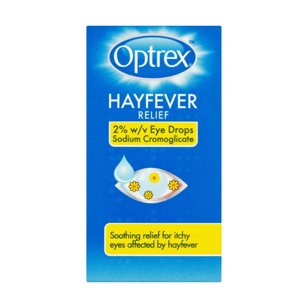 Optrex Hay Fever Relief Drops
