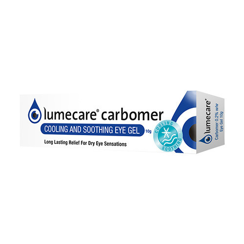 Lumecare Carbomer Cooling and Soothing Eye Gel