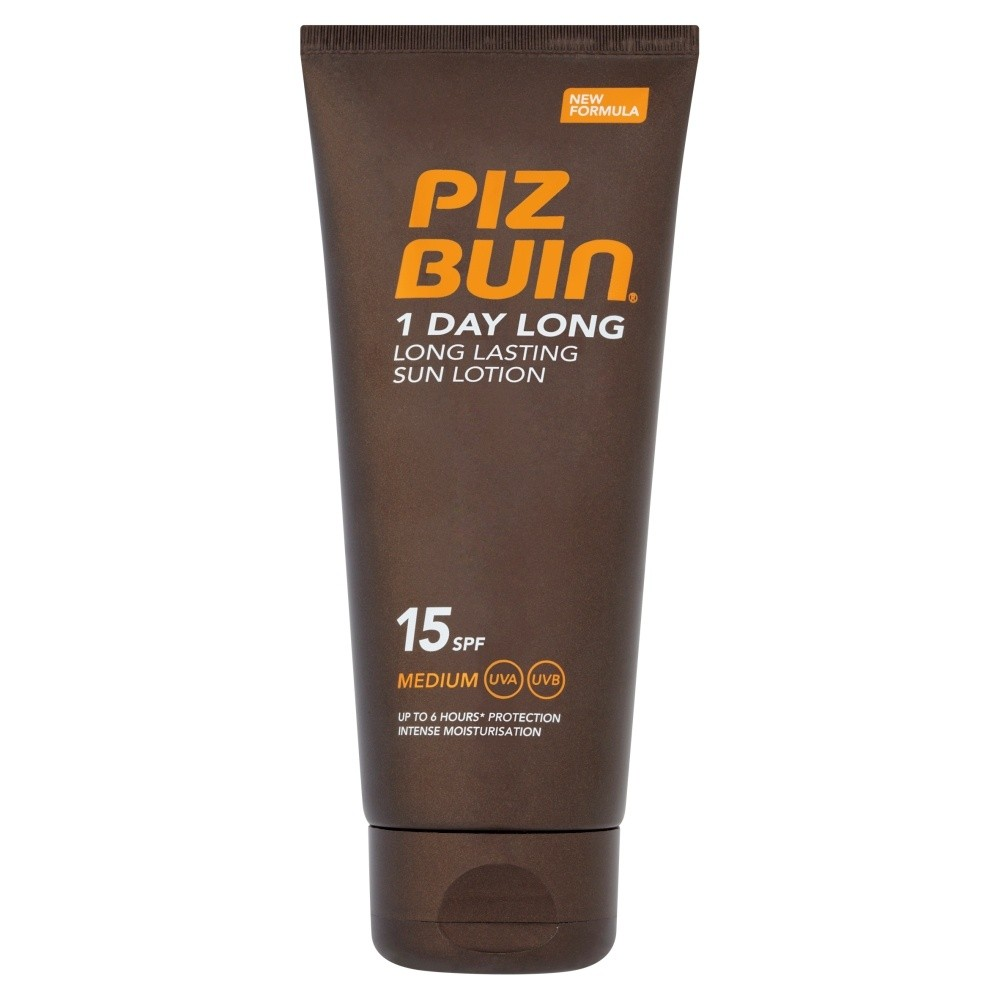 Piz Buin 1 Day Long Lotion SPF 15 100ml