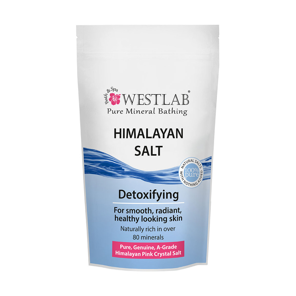 Westlab Pure Mineral Bathing Himalayan Salt