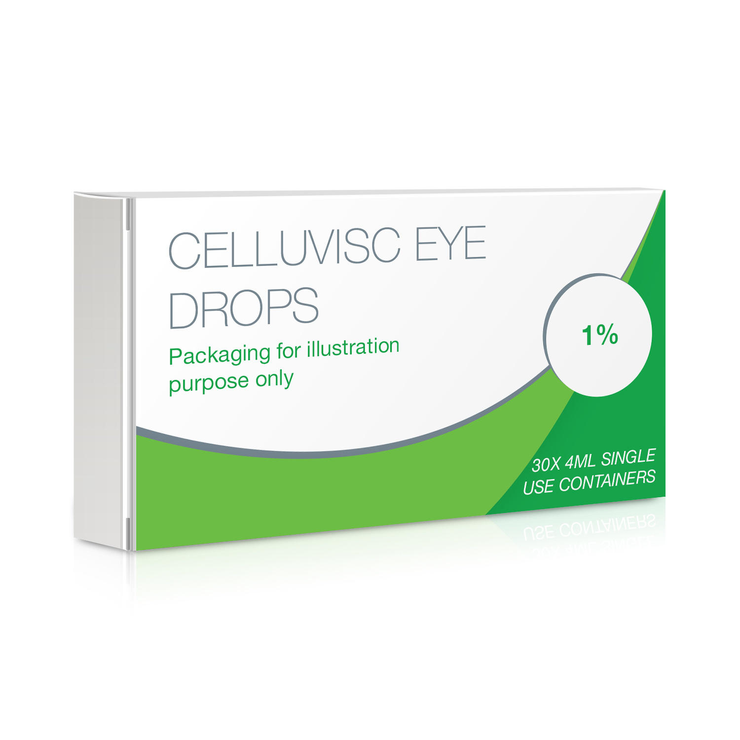 Celluvisc 1.0% Eye Drops Solution