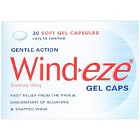 Wind-eze 20 Gel-Caps