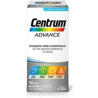 Centrum Complete from A to Zinc - 100 Tablets