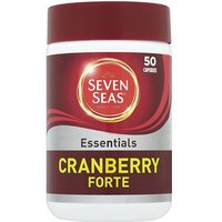 Seven Seas Cranberry Forte - 50 One-A-Day Capsules
