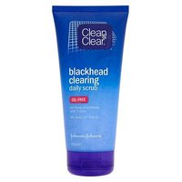 Clean Clear Blackhead Clearing Oil-Free Daily Scrub 150ml