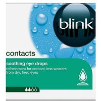 Blink Contact Eye Drops 20x0.35ml