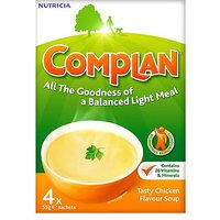 Complan, Nutritional Drink Powder Chicken - 4 x 55 g