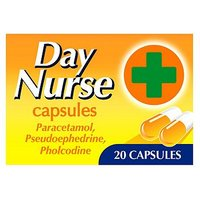 Day Nurse Capsules - 20 Pack