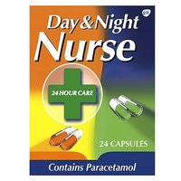 Day Night Nurse Capsules - 24 Pack