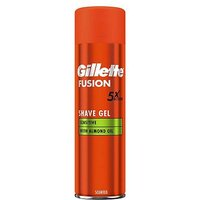 Gillette Fusion Hydra Shave Gel Sensitive Skin 200ml