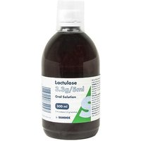 Lactulose 3.3g/5ml Oral Solution - 500ml