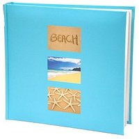 Blue Lagoon Self Adhesive Photo Album - 200 photos 6x4