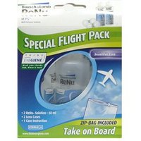 Bausch & Lomb ReNu multi-purpose solution SpecialFlight Pack