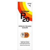 Riemann P20 Once A Day 10 Hours Sun Protection SPF20 100ml