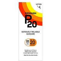 Riemann P20 Once A Day 10 Hours Sun Protection SPF20 200ml