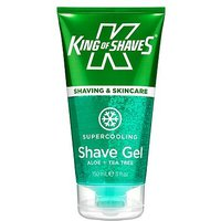 King of Shaves AlphaGel Shaving Gel SuperCooling 150ml
