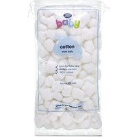 Boots Baby Cotton Wool Balls - 1 x 200 Pack