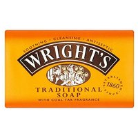 Wrights TraditionalCoal Tar Soap 125g