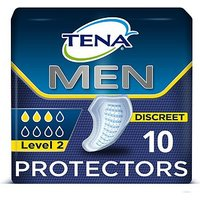 TENA Men Level 2 Protection - 10 Protectors
