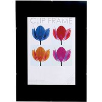 Glass Clip A3 Photo Frame