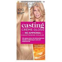 Casting Creme Gloss 1010 Light Iced Blonde Semi Permanent Hair Dye
