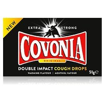 Covonia Double action cough lozenges