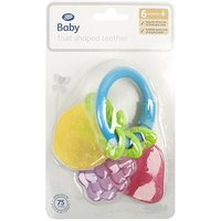 Boots Baby Fruit Shaped Teether