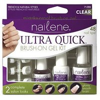 Nailene Ultra Quick Gel Nails Kit 71289