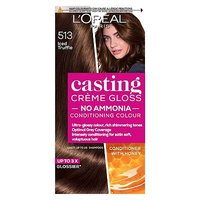 Casting Creme Gloss 513 Iced Truffle Brown Semi Permanent Hair Dye