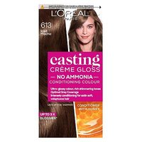 Casting Creme Gloss 613 Iced Mocha Light Brown Semi Permanent Hair Dye