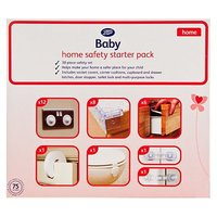 Boots Baby Home Safety Starter Pack 30 Pieces