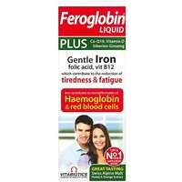 Vitabiotics Feroglobin Plus 200ml