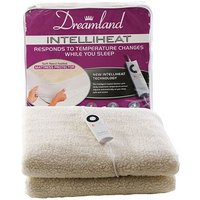 Dreamland Intelliheat Mattress Protector - Double