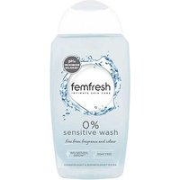 Femfresh Ultimate Care Pure & Fresh Gel Wash 250ml